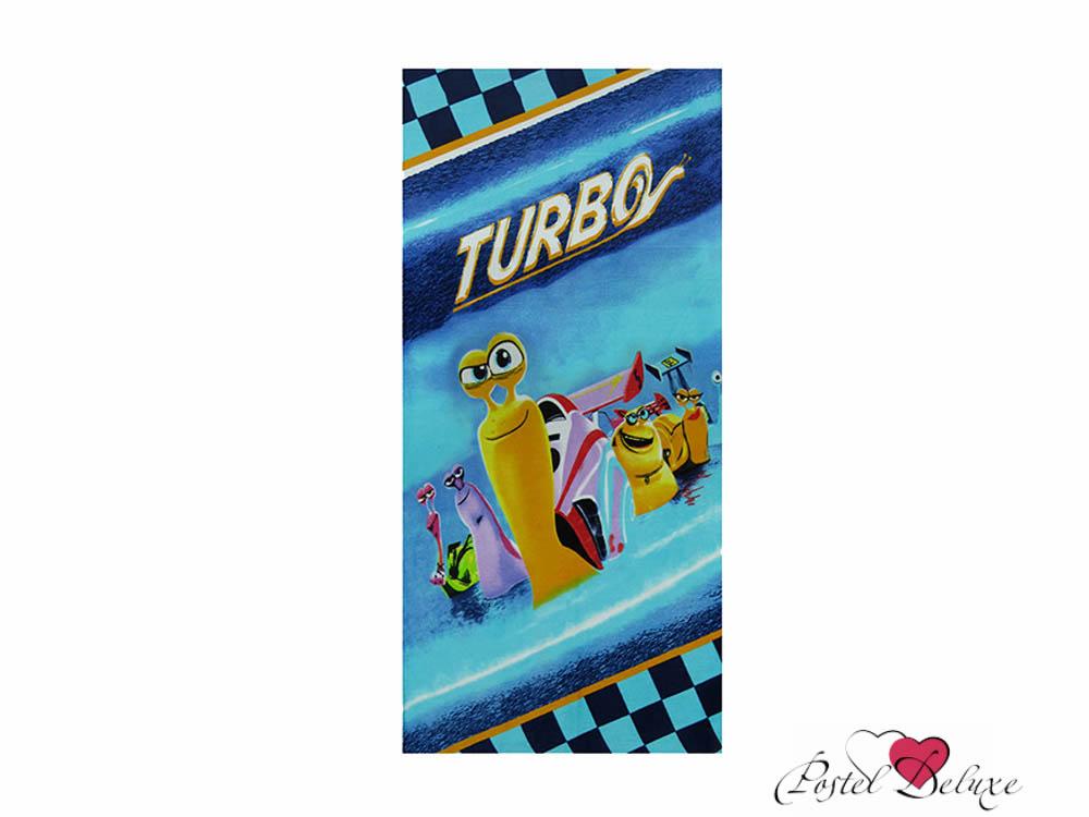 Купить Полотенца Tango, Полотенце Merrill (75х150 см), Китай, Синий, Велюр