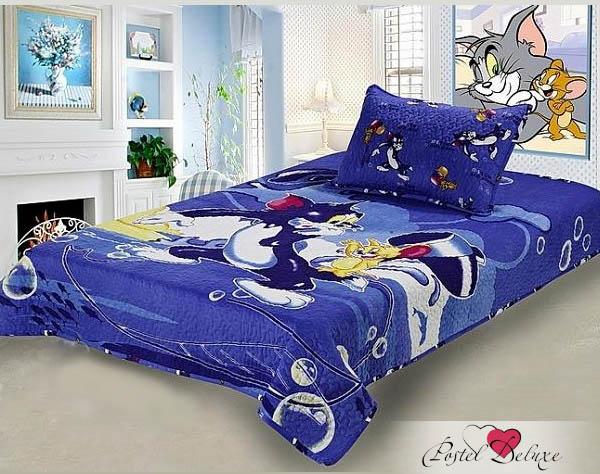 где купить Покрывала, подушки, одеяла для малышей Tango Детское покрывало Том И Джерри (155х200 см) по лучшей цене