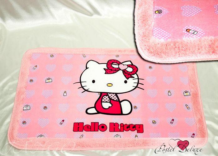 Коврики для ванной и туалета Tango Коврик для ванной Hello Kitty (50х80 см) коврики для ванной и туалета tango коврик для ванной alvar 50х80 см
