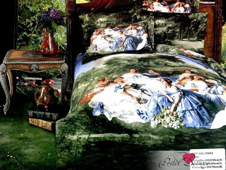 Комплекты постельного белья Tango Постельное белье Algernon (2 сп. евро) постельное белье tango постельное белье estefania 2 сп евро