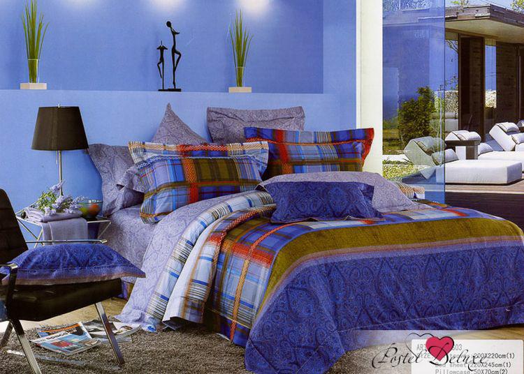 Комплекты постельного белья Tango Постельное белье Andri (2 сп. евро) цена