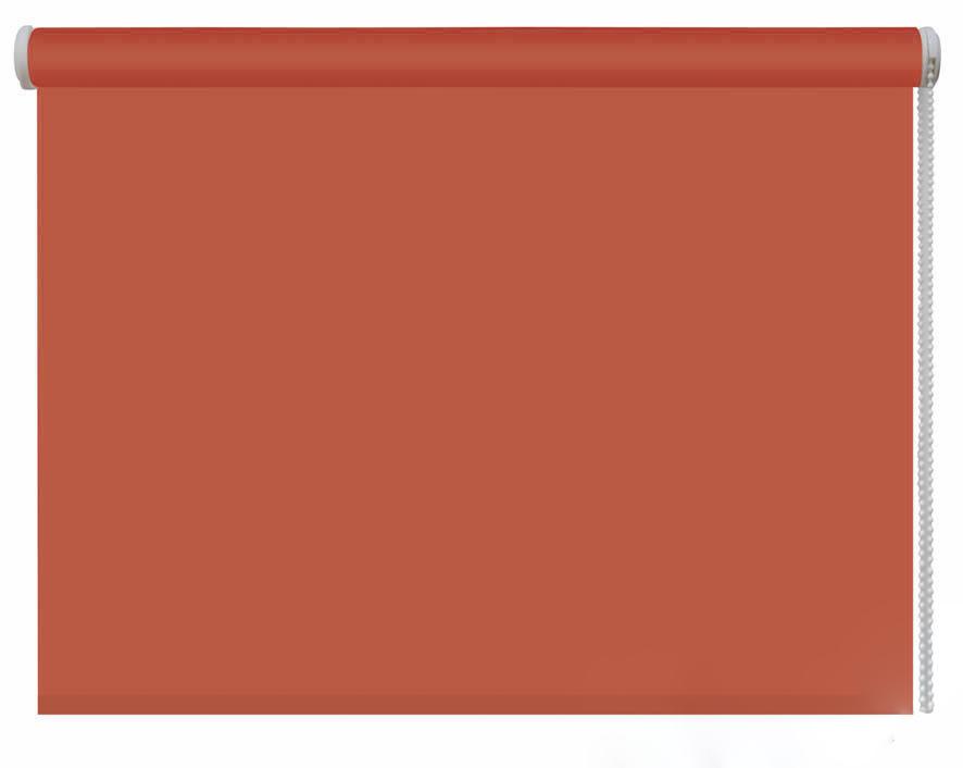 цены Римские и рулонные шторы ARCODORO Рулонные шторы Акварель Цвет: Терракотовый
