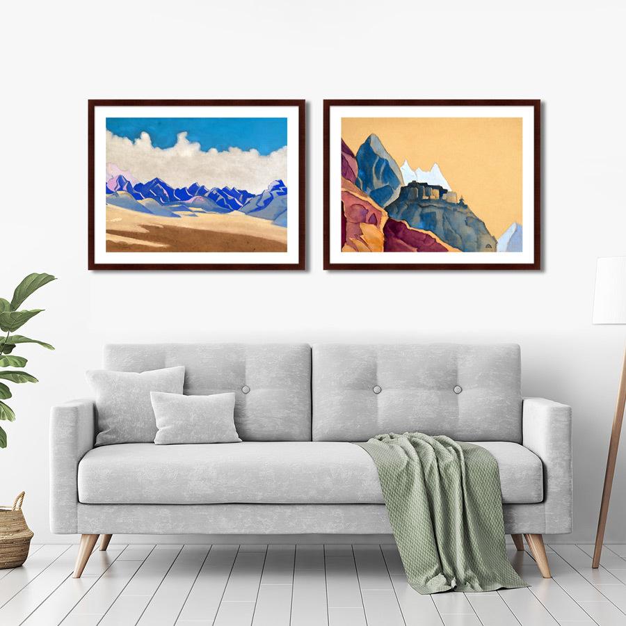 постеры картин дешево воу воу