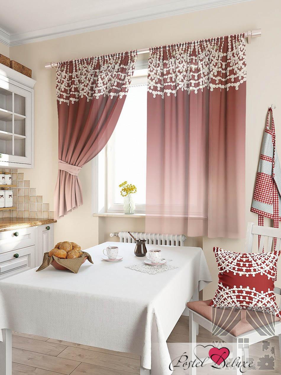 кухонные шторы фото современный стиль из-за
