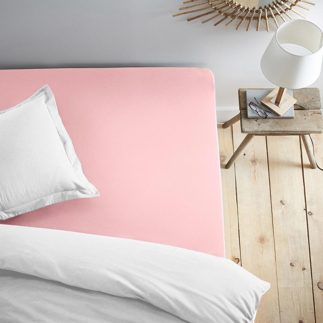 Простыни Dome Простыня на резинкеDomeЦвет: Розовый (140х200)