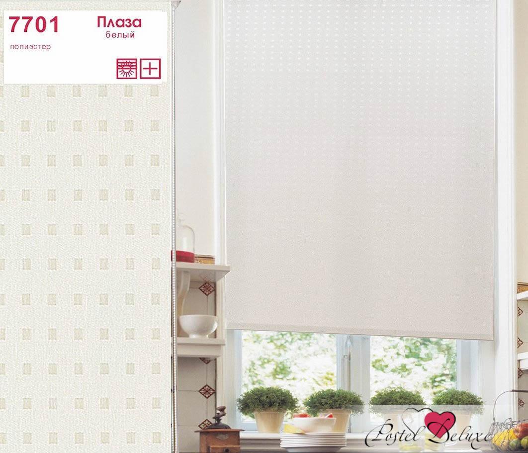Рулонные шторы Benjamina Цвет: Белый фото