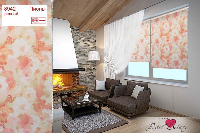 Рулонные шторы Kandace Цвет: Розовый фото
