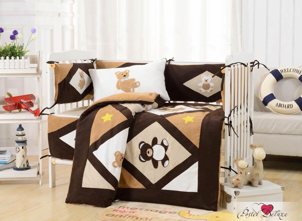 Купить Детское постельное белье Valtery, Постельное белье Adreea (112х147 см), Китай, Перкаль