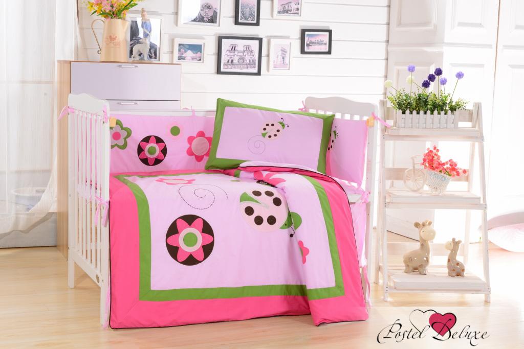 Купить Детское постельное белье Valtery, Постельное белье Ladybug (112х147 см), Китай, Перкаль
