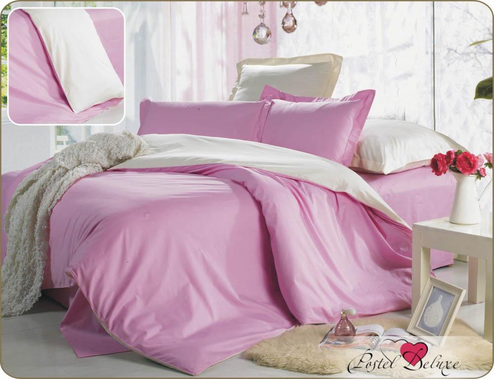 Купить Комплекты постельного белья Valtery, Постельное белье Magdalena (семейное), Китай, Белый, Розовый, Фиолетовый, Хлопковый сатин