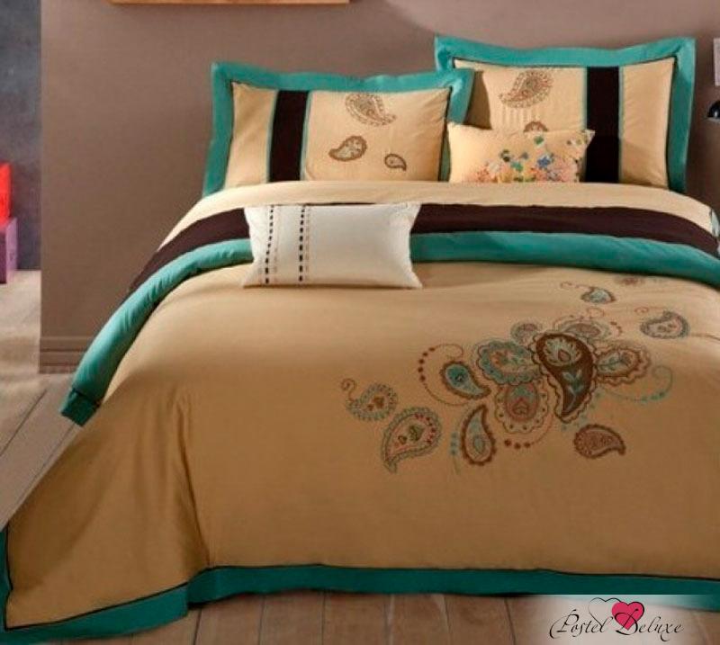 где купить Комплекты постельного белья Valtery Постельное белье Daily (2 спал.) по лучшей цене