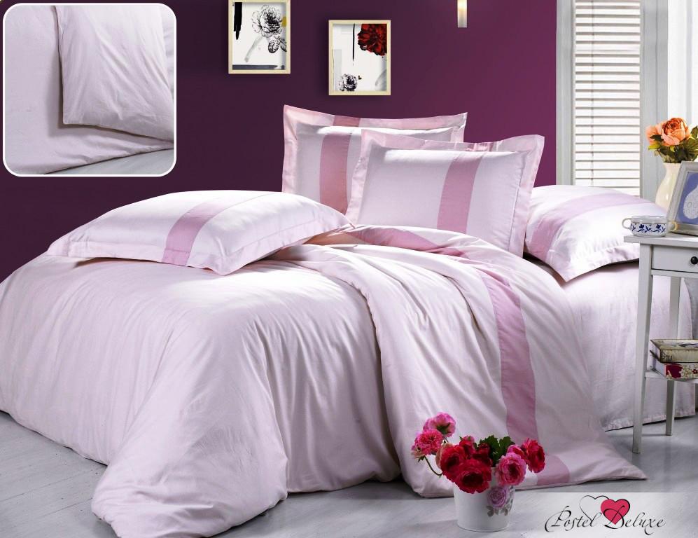 Купить Комплекты постельного белья Valtery, Постельное белье Frumento (семейное), Китай, Розовый, Фиолетовый, Хлопковый сатин