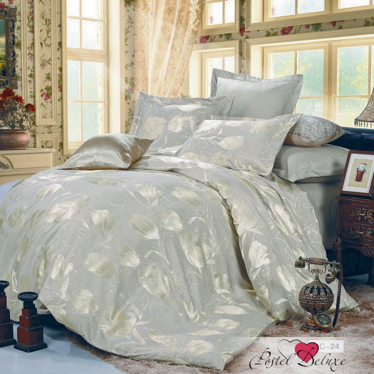 Купить Комплекты постельного белья Valtery, Постельное белье Ashlee (2 сп. евро), Китай, Серый, Хлопковый сатин