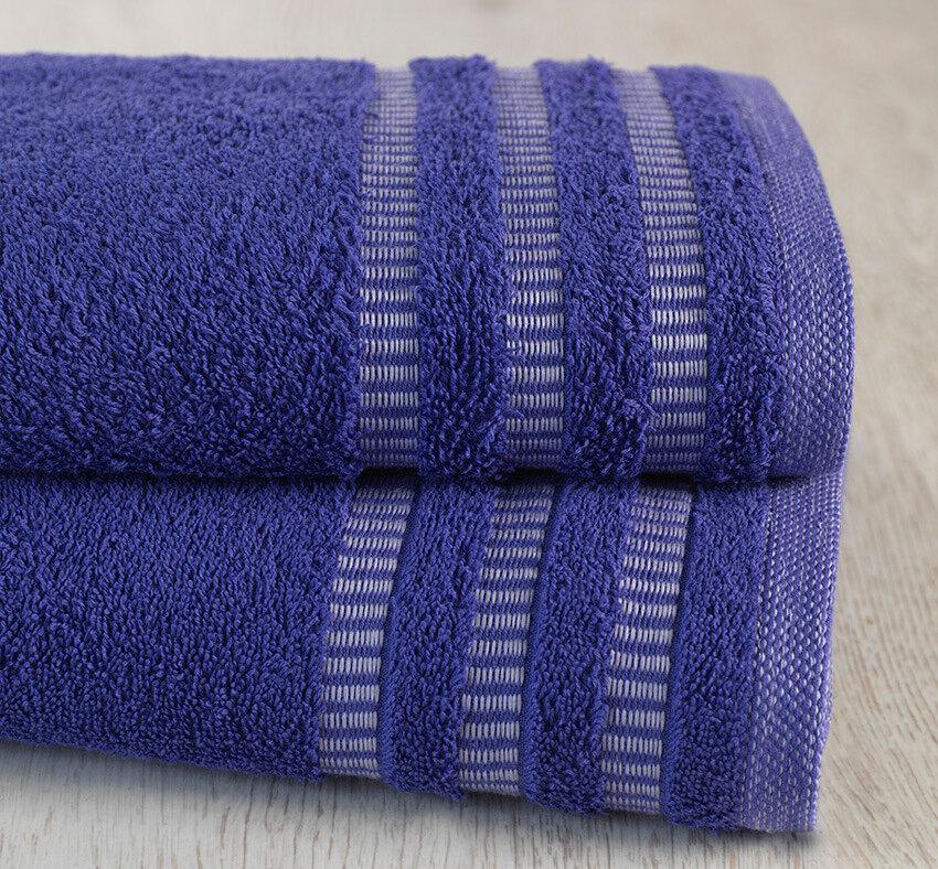 Полотенце Венго Цвет: Синий (70х140 см)
