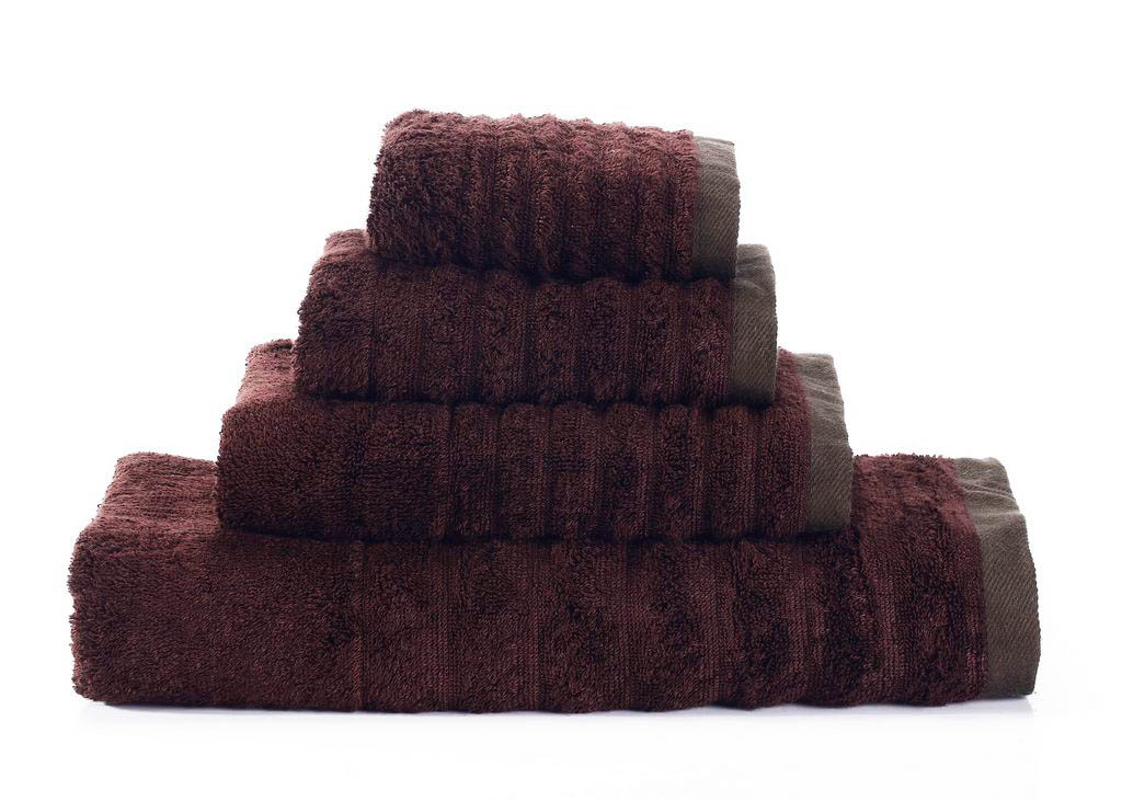Полотенца Valtery Полотенце Wellness Цвет: Шоколадный (70х140 см)