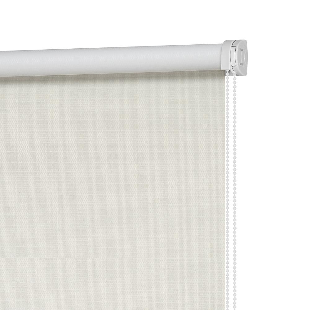 Рулонные шторы Шалюр Цвет: Молочный